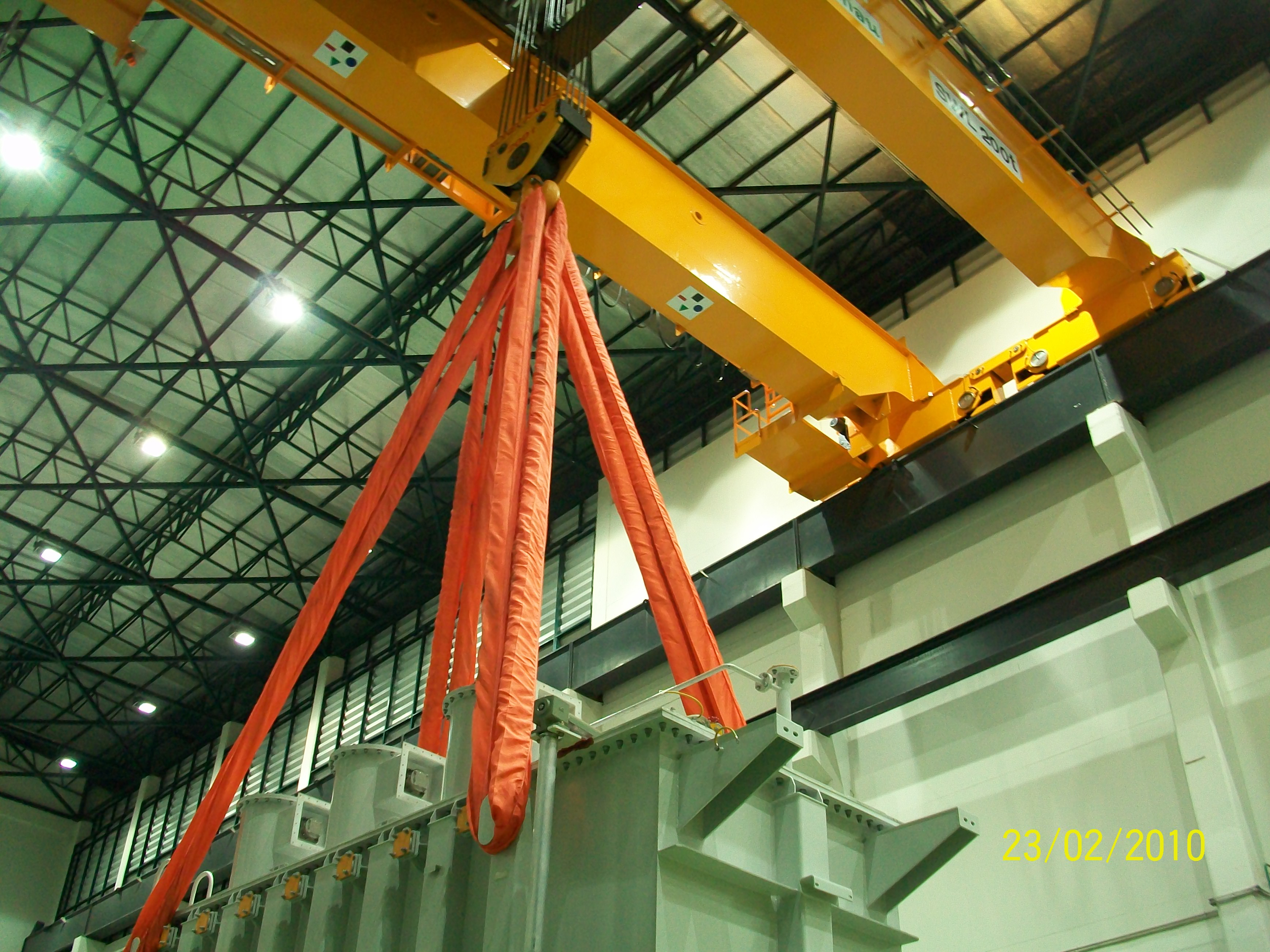 Hoist & Crane Lifting equipment