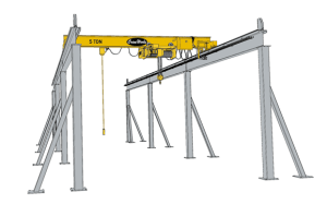 Type of crane product from MHT-CRANE CO., LTD.